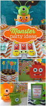 1st Birthday Halloween Party by Best 25 Little Monster Birthday Ideas On Pinterest Monster