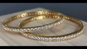 classic diamond bracelet images Classic 15 pointers 0 15 cts 18k gold eternity indian diamond jpg