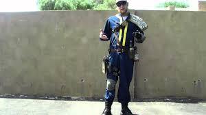 fallout vault jumpsuit armored vault jumpsuit part 1
