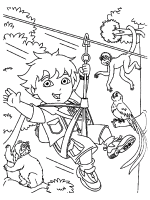 mega coloring pages 10 diego coloring pages