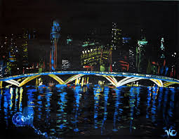 view original size city skylines at night painting 63286 dfiles