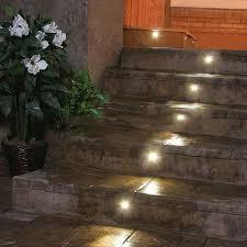 Patio Floor Lights 12v Led Floor L Recessed Step Wall Light Ip65 Mini Inground