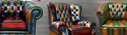 poltrone inglesi poltrone chesterfield inglesi nuove originali poltrona chester