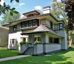 frank lloyd wright style homes for sale hills decaro house 1906 oak park illinois frank lloyd wright