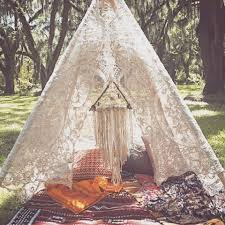 Backyard Teepee You Can U0027t Beat A Hand Made Tent When The Days Get And You Need