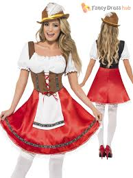 ladies oktoberfest fancy dress german bavarian octoberfest beer