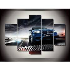 bmw car posters popular bmw car painting buy cheap bmw car painting lots from