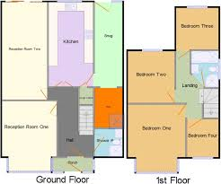 Trafford Centre Floor Plan 4 Bedroom Semi Detached House For Sale In Alness Road Manchester