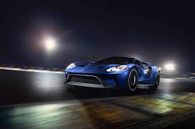 fastest ford eye candy the 2017 ford gt is vicious on and off the track