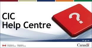 si e social cic ircc help centre featured topics
