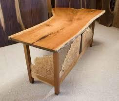 Modern Rustic Desk Cherry Hgtv Custom Desk As Seen On Modern Masters Tv Show