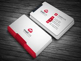 Minimal Business Card Designs Clean Simple Business Card Template 000148 Template Catalog