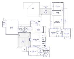 modern floor plans for houses home design ideas