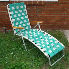 Vintage Lawn Chairs Aluminum Aluminum Lawn Chairs With Webbing Excellent This Item Lawn Chair