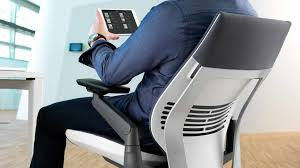 Chair Case Gesture Office Chair Case Study Product Design