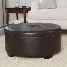 Navy Blue Storage Ottoman Sofa Tufted Ottoman Rattan Ottoman Ottoman Seat Leather Tufted