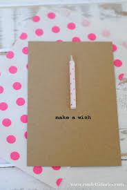 free printable simple diy birthday cards friend birthday