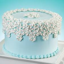Christmas Cake Decorations Flowers by Best 25 Cake Borders Ideas On Pinterest Piping Techniques