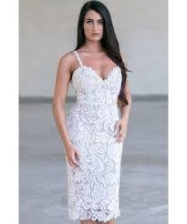 ivory lace pencil dress cute ivory dress ivory cocktail dress
