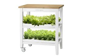 Click And Grow by Farm To Table Is Easy With The Cick U0026 Grow Smart Farm In Your Kitchen