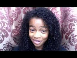 i have natural curly hair who do you style it for a teenager who a boy how to get natural curly hair youtube
