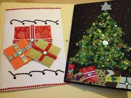 how to make your own christmas cards a boy with asperger u0027s