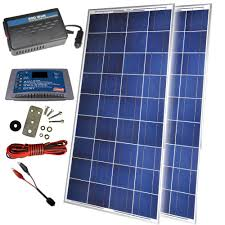 Diy Solar Phone Charger Coleman 18 Watt 12 Volt Solar Battery Charging Kit 58033 The
