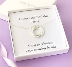 birthday present ideas for 60th birthday gifts and present ideas notonthehighstreet
