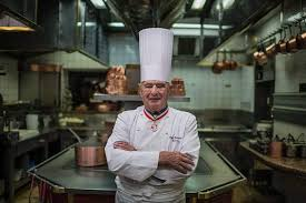 cuisine chef paul bocuse the legendary nouvelle cuisine chef with three