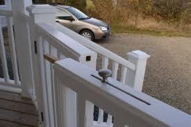 porch gate designs
