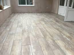 Tile Effect Laminate Flooring Uk Driftwood Beige Wood Effect Wall And Floor Tile Floor Tiles From