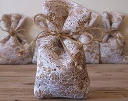burlap gift bags burlap favor bags etsy