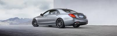 mercedes car s class s class sedan mercedes