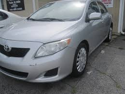 2010 toyota corolla for sale in tucker ga 30084