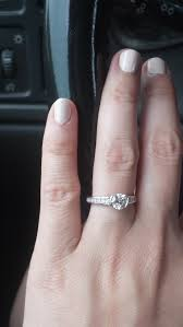 frederick goldman wedding bands post your bezel set rings weddingbee