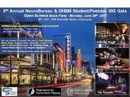vancouver convention bureau ohbm 2017 organization for human brain mapping