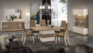 contemporary dining tables extendable evolution modern dining table dining room furniture modern furniture