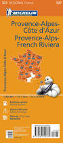 Provence Map Provence Alps French Riviera 527 France Michelin Map Buy Map Of
