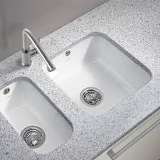 And Boch Cisterna  Undermount Ceramic Kitchen Sink - Kitchen sinks ceramic