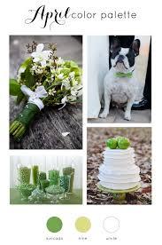 april wedding colors april wedding color palette crafty pie press