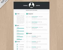 resume beautiful resume tamplet creative graphic design resumes