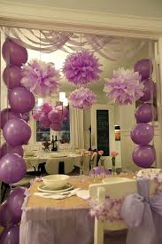 great decoration idea for a sofia the birthday