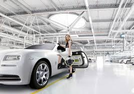 rolls royce factory rolls royce wraith curious productions london