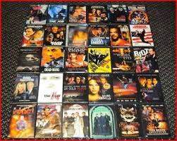 dvd action movies wholesale lot with duplications