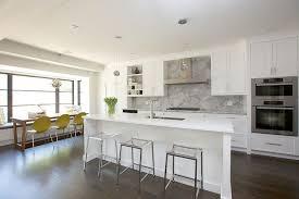 kitchen cool gray stone kitchen backsplash modern island clear