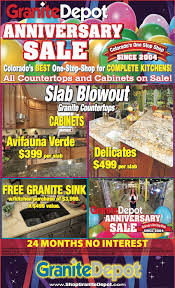 Kitchen Cabinets On Sale Granite Depot Weekly Ad