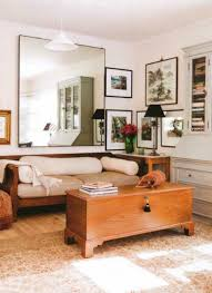 livingroom mirrors choosing the best rustic large framed mirror for living room
