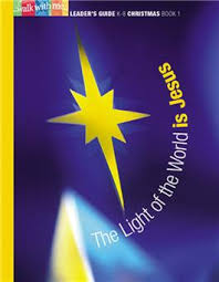 the light of the world is jesus christmas book 1 faith alive