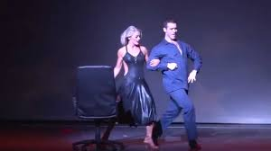 Curtain Dancing Brooke Troise And Ronny Dutra Curtain Carl U0027s Dancing With The