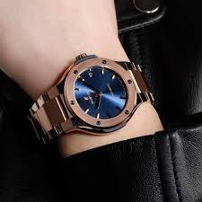 hublot gold bracelet images Hublot classic fusion blue king gold bracelet buy amazing jpg